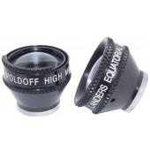 Ocular EQ II/HM Vitrectomy Lens Set