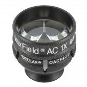 Ocular MaxField® Autoclavable 1X 4 Mirror Gonio with 17mm flange