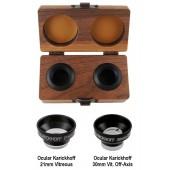 Ocular Vitreolysis 2 Lens Set