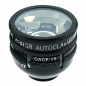 Ocular Autoclavable Three Mirror 10mm Lens with 15mm Flange