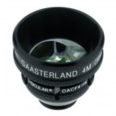 Ocular Gaasterland Four Mirror Gonio with Large Ring with 15mm Flange