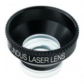 Ocular NMR Fundus Laser