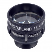 Ocular Gaasterland 1X Four Mirror Gonio with 17mm flange