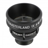 Ocular Gaasterland 1X Four Mirror Gonio with Large Ring with 17mm flange