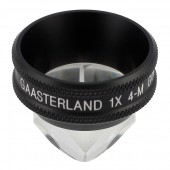 Ocular Gaasterland 1X Four Mirror Gonio with Large Ring