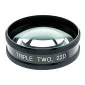 Ocular MaxLight® Triple Two Panfundus 22D (Black)