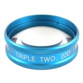 Ocular MaxLight® Triple Two Panfundus 22D (Blue)