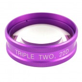 Ocular MaxLight® Triple Two Panfundus 22D (Purple)