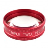 Ocular MaxLight® Triple Two Panfundus 22D (Red)