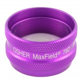 Ocular Osher MaxField® 78D (Purple)
