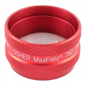 Ocular Osher MaxField® 78D (Red)