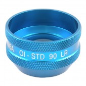 Ocular MaxLight® Standard 90D with Large Ring (Blue)