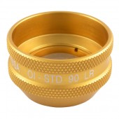 Ocular MaxLight® Standard 90D with Large Ring (Gold)