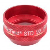 Ocular MaxField® Standard 90D with Large Ring (Red)