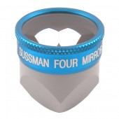 Ocular Sussman Four Mirror Hand Held Gonioscope (Blue)
