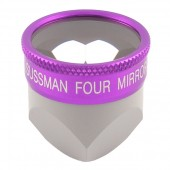 Ocular Sussman four Mirror Hand Held Gonioscope (Purple)