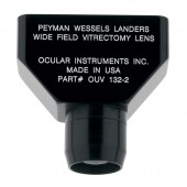 Ocular Peyman-Wessels-Landers 132D Upright Vitrectomy Lens