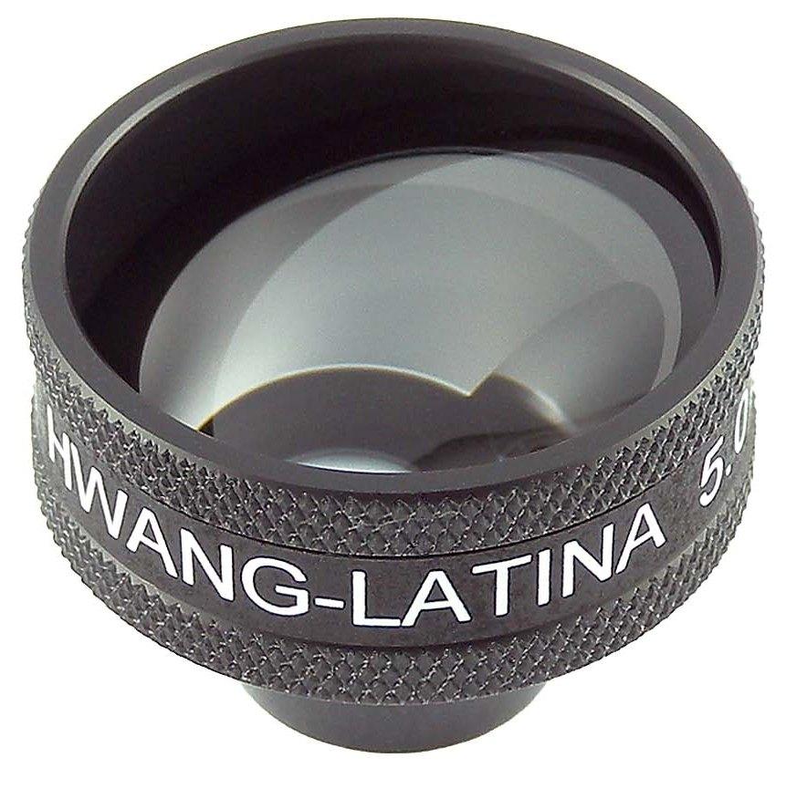 Ocular Hwang-Latina 5.0 SLT