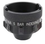 latina 5 bar indexing